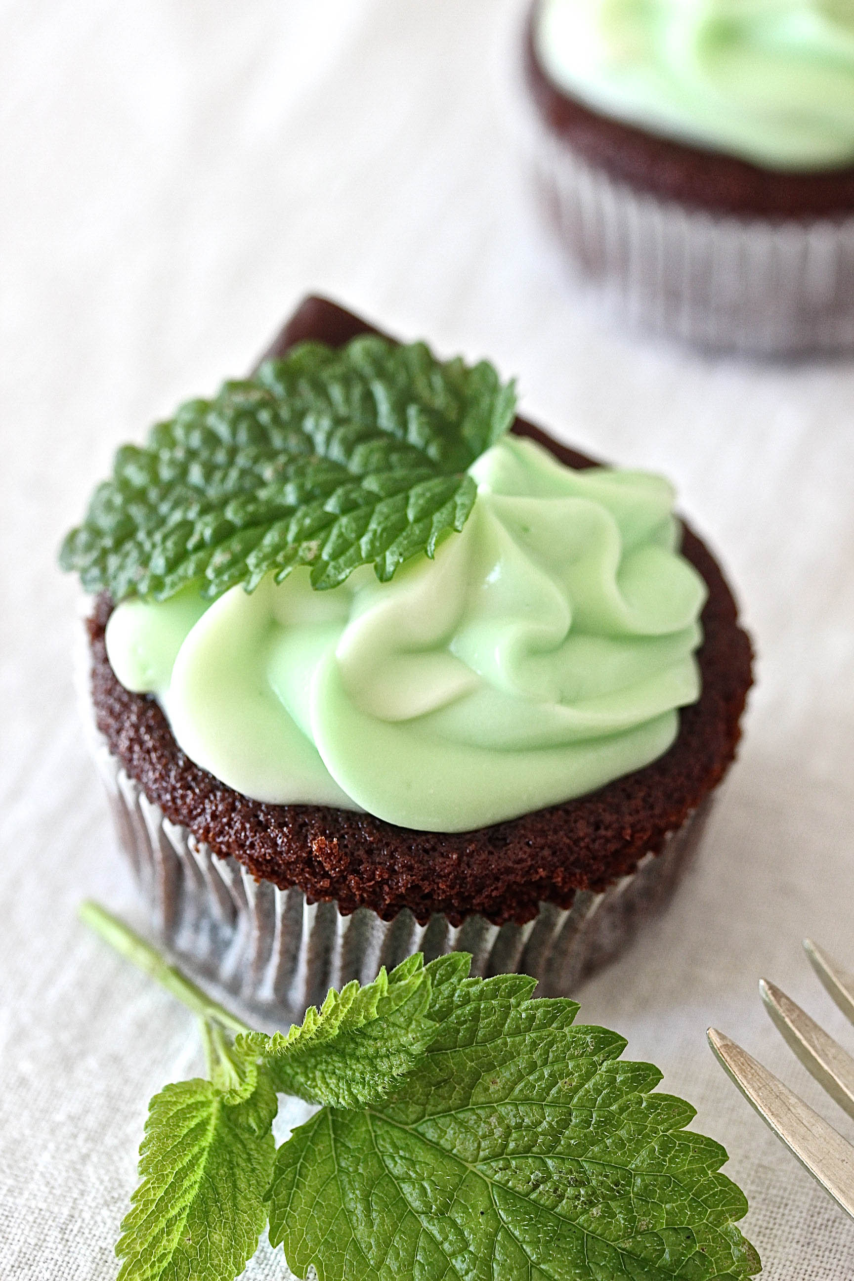 After Eight Cupcakes  Emmas Lieblingsstcke