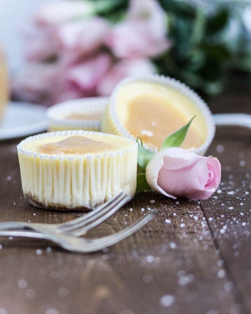 Dulche de Leche Cheesecakes-8
