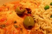 Italian Chicken Cacciatora