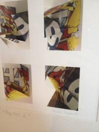 Rikke Digerud Pop Art 2013