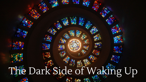 The Dark Side of Waking Up: On Resistance, Letting Go & The Genuine Heart of Sadness