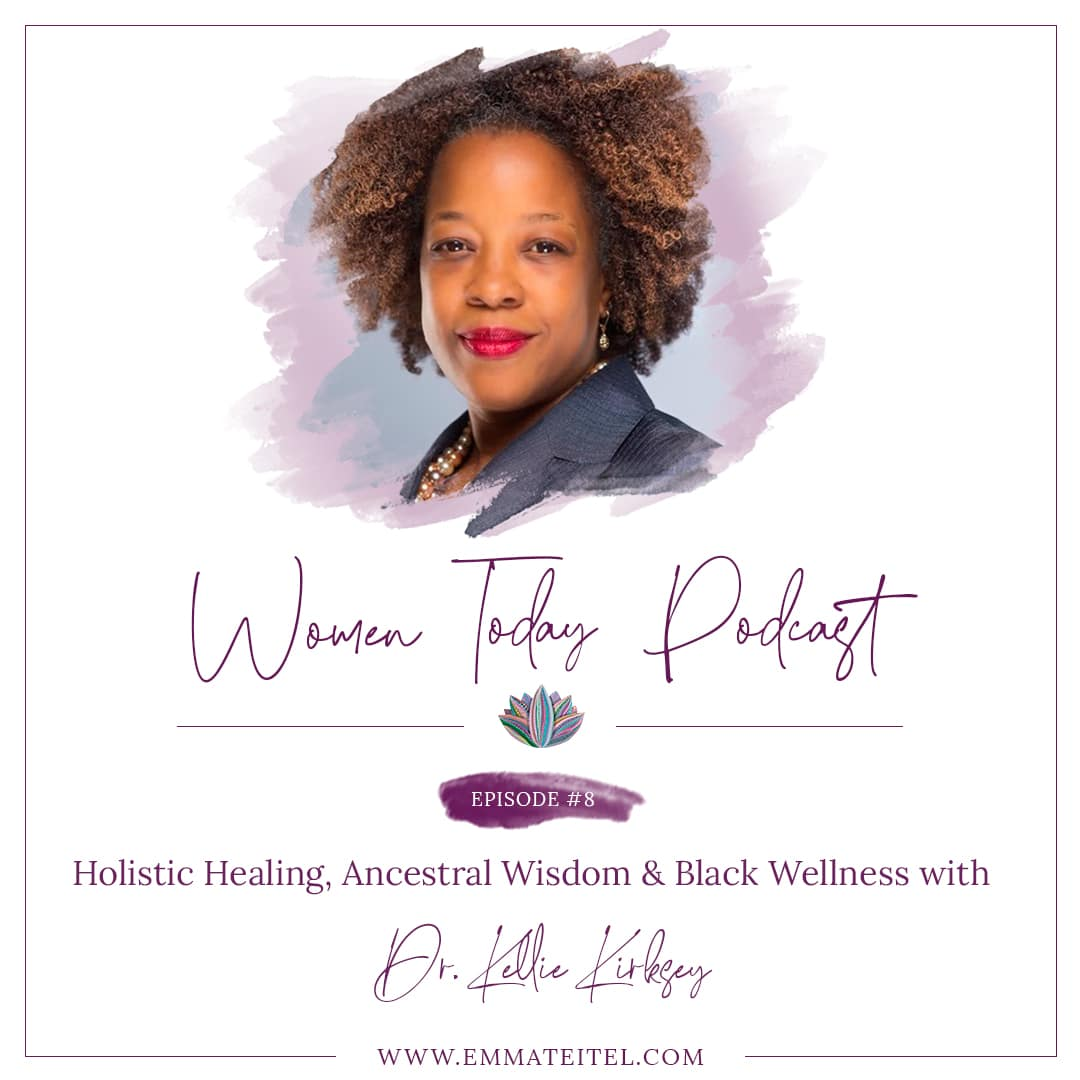 Holistic Healing, Ancestral Wisdom & Black Wellness with Dr. Kellie Kirksey