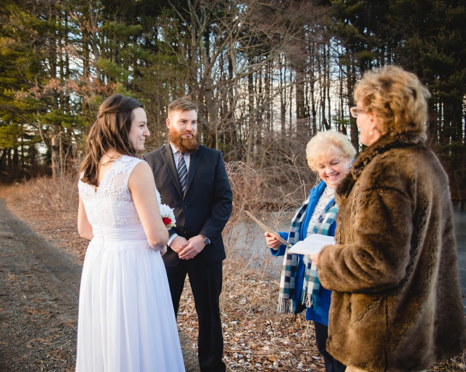 couple elopes in Connecticut