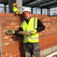 Week 21 Billy supervises bricklaying (Copy)