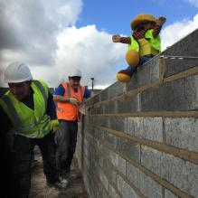 Week 22 Dan & Stu tackle fair faced brickwork (Copy)
