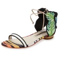 Sophia Webster sandals.