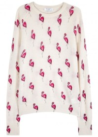 http://www.harveynichols.com/brand/equipment/176135-sloane-flamingo-print-cashmere-jumper/p2791580/
