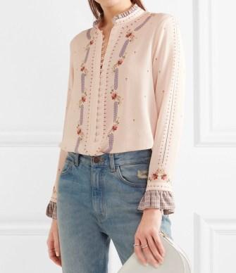 http://www.matchesfashion.com/products/Vilshenko-Floradita-floral-print-silk-blouse-1080213