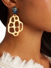 http://www.matchesfashion.com/products/Marte-Frisnes-Avalon-quartz-and-gold-plated-earrings-1142500