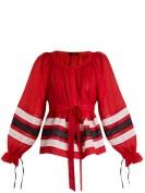 http://www.matchesfashion.com/products/Vita-Kin-Maldives-striped-lightweight-linen-blouse-1172463