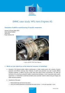 thumbnail of 2016-02-26-Simulation of additive manufacturing of metallic components-MTU Aero Engines