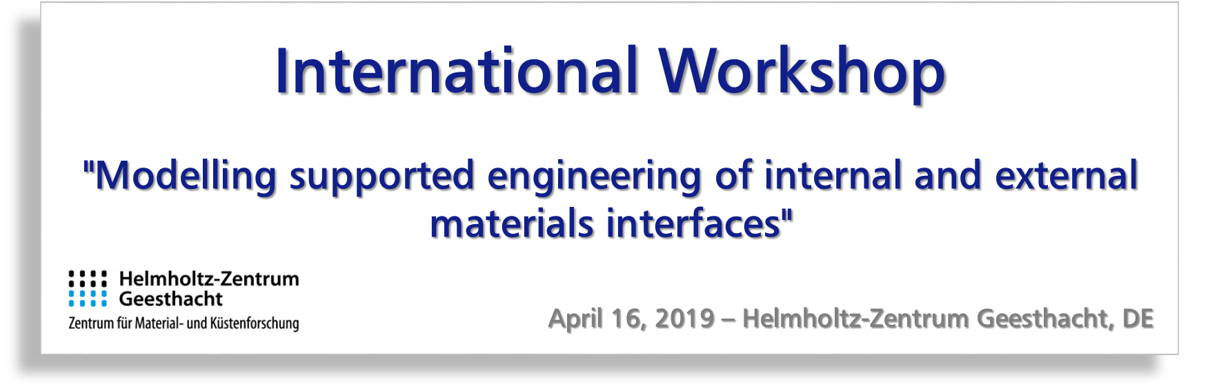 Page 3 – The European Materials Modelling Council