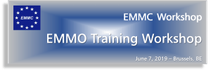 EMMC - Training Workshop on EMMO, June 7, 2019 in Brussels