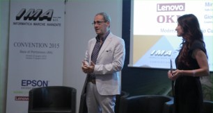Gianfilippo Paparelli, AD IMA - Tavola Rotonda Portonovo (AN) il 26/06/2015