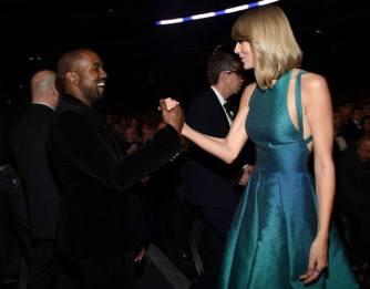 Taylor e Kanye