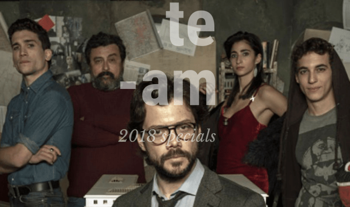 serie tv 2018