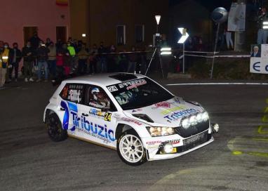 RO racing, Tribuzio e Stracqualursi al via del Rally di Como