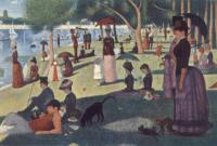 Le ossessioni di Georges Seurat. Una domenica pomeriggio ...