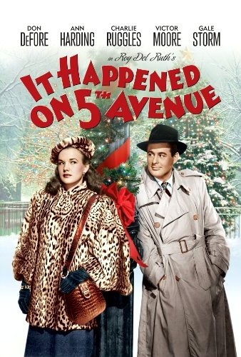 It Happened on 5th Avenue Movie Poster