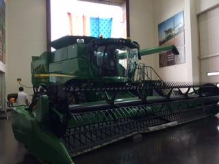 Harvester Factory Tour 3
