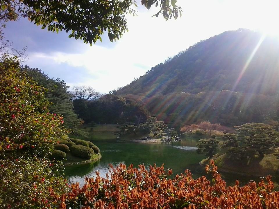 I giardini più belli del Giappone: Ritsurin