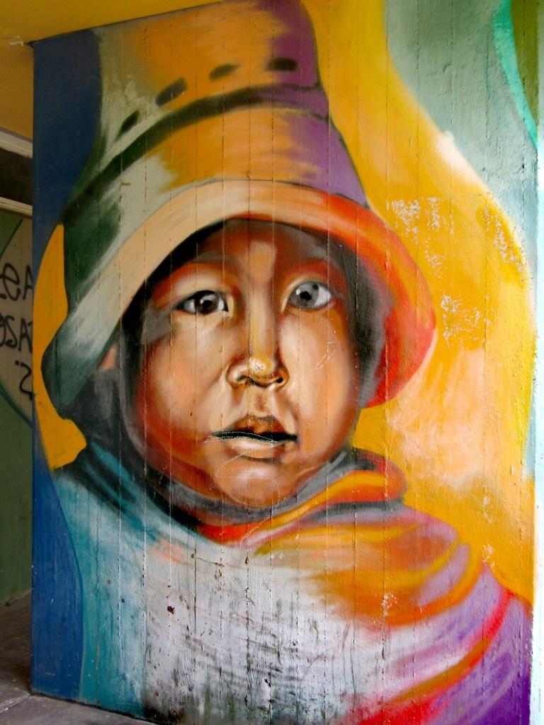 Street art Hallesches Tor