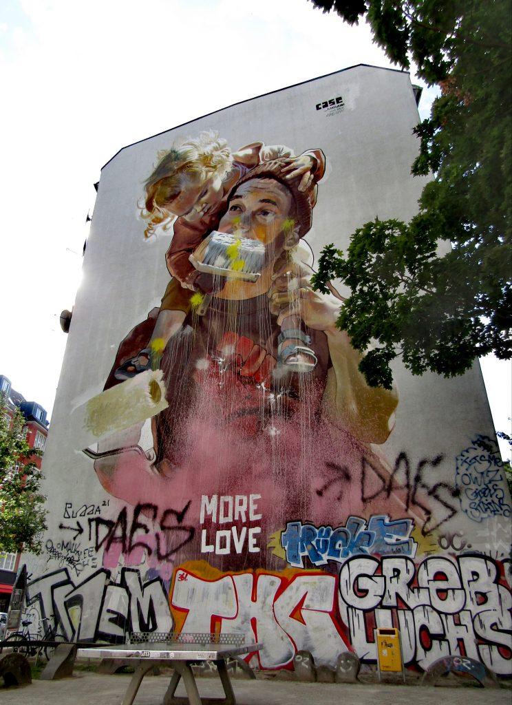 "Murales a Kreuzberg: Case ""The Future is Female"""