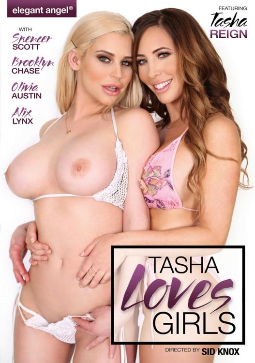 Tasha Loves Girls front