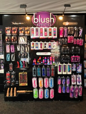 blush booth ANME July 2018 01