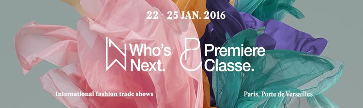 Le salon Who's Next à Paris présente des centaines de marques internationales