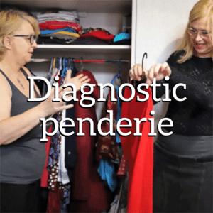 service diagnostic penderie, conseil en image style lyon