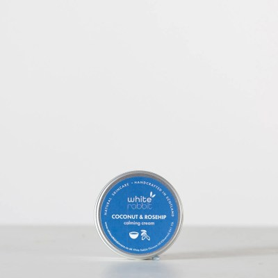 coconut rosehip natural cream