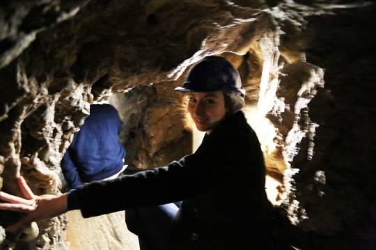 Woooo caves