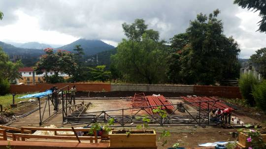 Ibuka rebuilds