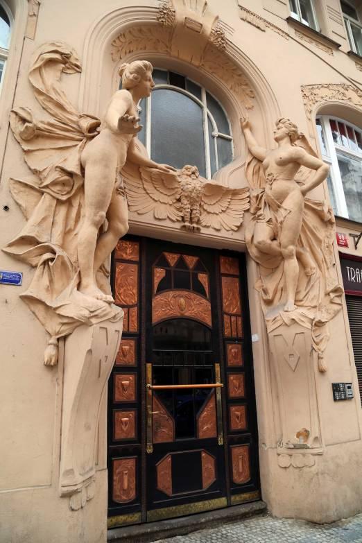 Gaurdians of the door
