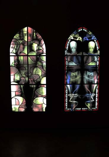 Glasstress Gotica Stainglass