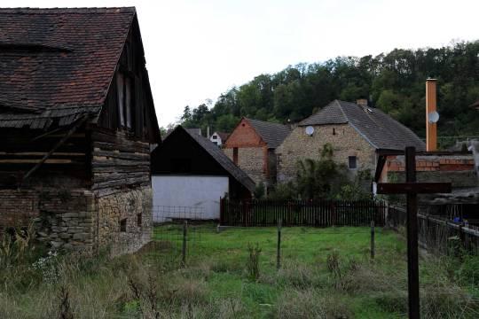 The village of Zelizy