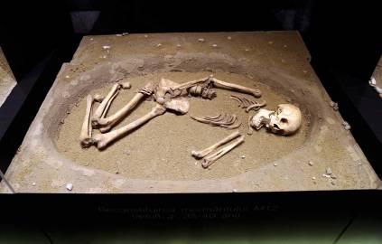 Grave reconstruction