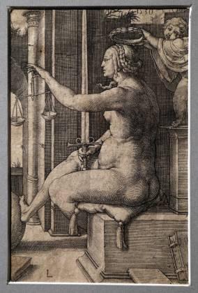 Lucas van Leydon - Justitia 1530