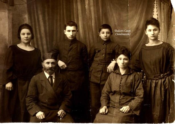 The Serebreniks (Dotahn's grandfathers family)