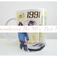 Remembering The 90's: Part 2