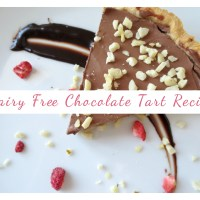Dairy Free Chocolate Tart Recipe