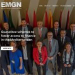 Official launch of the Euro-Mediterranean Guarantee Network – EMGN website