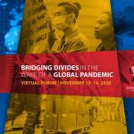 """EMEA, the Victoria Forum, and the Asia Pacific Foundation of Canada organize the webinar """"Bridging divides: Trust in Globalization"""" scheduled on Thursday 03 September 2020, 9:00PT, 12:00 EST, 1600GMT"""