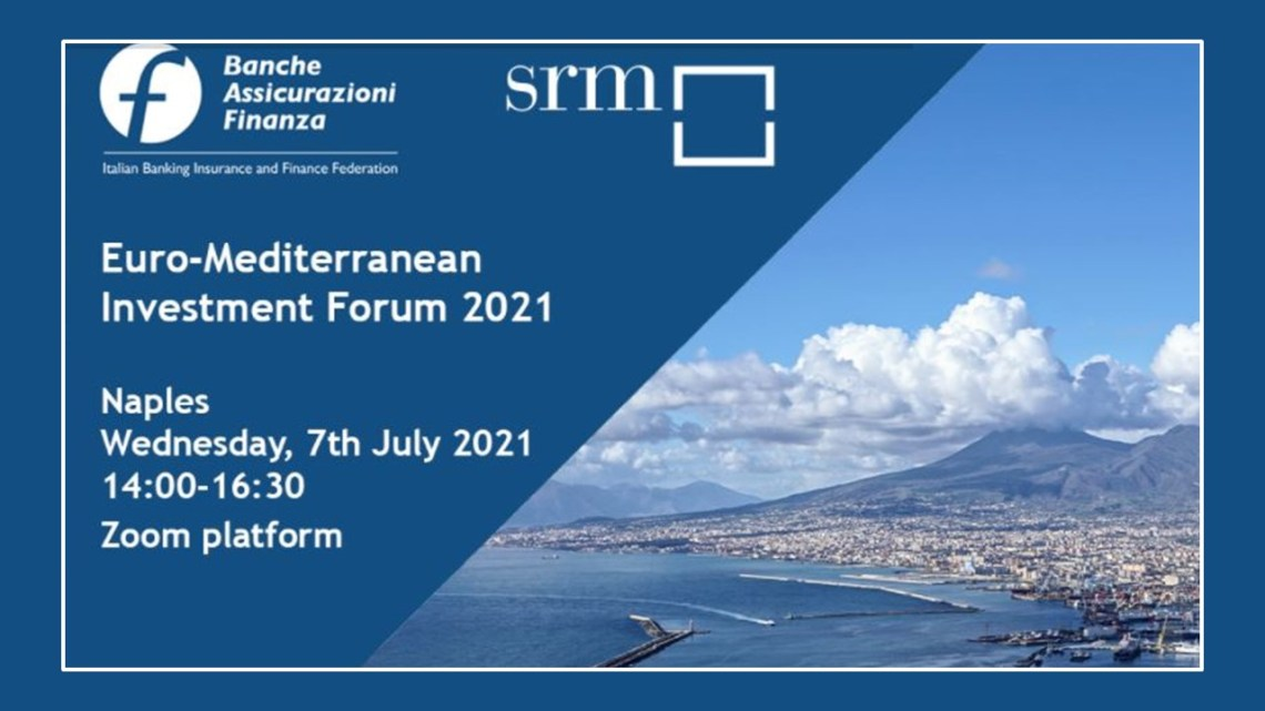 EMEA participation at the Euro-Mediterranean Investment Forum 2021