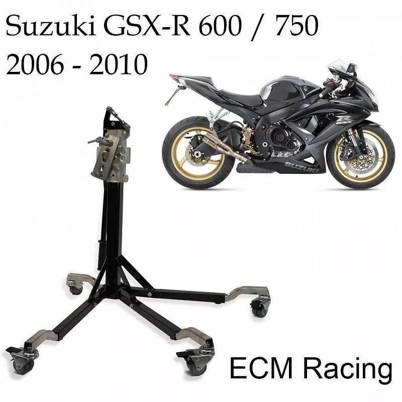 Elevador central de moto racing ECM para Suzuki GSX-R 600