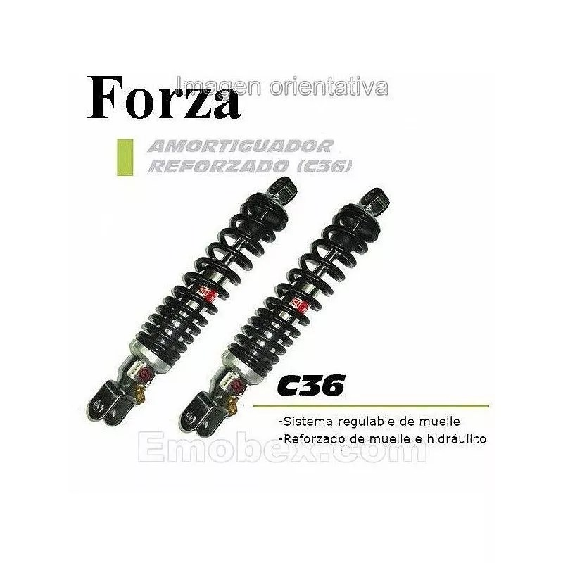 Amortiguador trasero Forza Piaggio X9 500 Evolution 2001