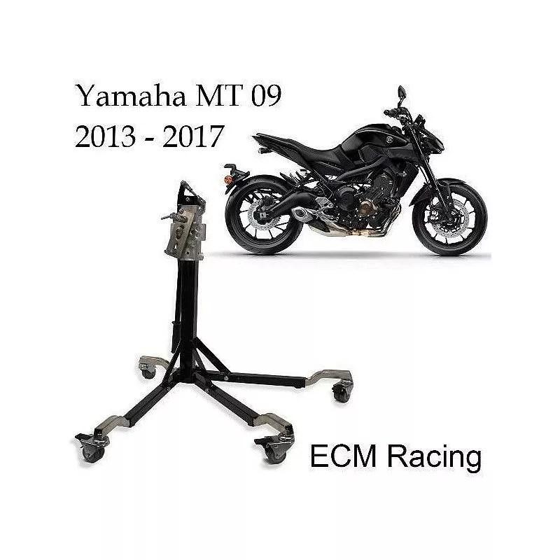 Elevador central de moto racing ECM para Yamaha MT09