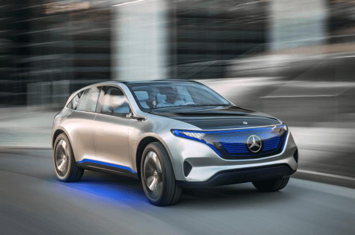 Die Generation EQ von Mercedes Benz