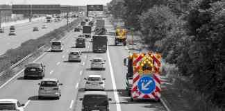 Schauplatz Autobahn: Hohes Tempo und hohes Risiko